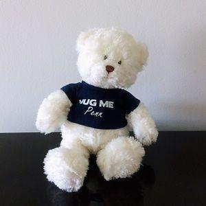 Upenn Scout Plush Teddy Bear